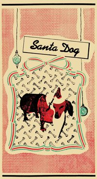 Residents Santa Dog 78